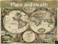 Health and Place