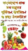 Health benefits and medicinal properties of bd fruits