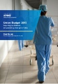 Impact of Budget 2015 on Healthcare sector