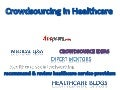 Healthcare crowdsourcing - by http://docpeers.com