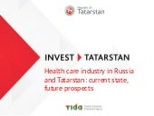 Health Care Industry in Tatarstan &...