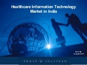 Healthcare information technology m...