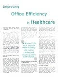 Improving Office Efficiency in Healthcare - Cassie Butler, PhoneTree®