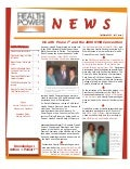 Health power for minorities newsletter