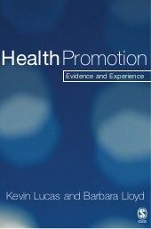 Health promotion,evidence and_exper...