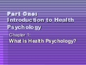 Health Psychology Eq. Ianelli