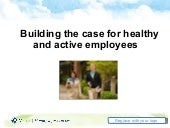 Healthy employees ppt full