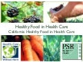 Health 3.0 Leadership Conference: Healthy Food in Health Care with Lucia Sayre