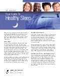 Global Medical Cures™ | Your Guide to Healthy Sleep