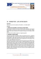 Hearafter   life after death by dr....