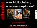eBooks over bibliotheken, cowboys en piraten?