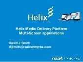 Helix Media Delivery Applications V...