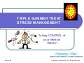 Helping You Manage Your Lifestyle   Stress Management