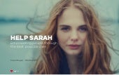 Help Sarah -Empowering people through the best possible care