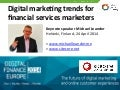 Digital Finance Sitecore Finland: Michael Leander keynote presentation
