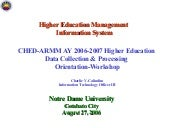 Higher Education Management Informa...
