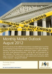 Henley Outlook Aug 2012