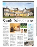 Herald Sun July 2009 - Otahuna Luxury Lodge New Zealand