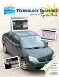 Herb Chambers Tech Snapshot Features Prius Doe