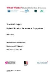 Here project final report 2011