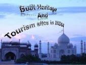Heritage and  tourism in india