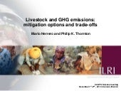 Livestock and greenhouse gas emissi...