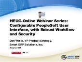 Heug webinar series smart erp aug2009