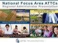 About the ATTC Network National Focus Area Centers