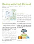 Dealing with High Demand--Building high-capacity mapping applications