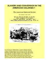 Hidden History - Slavery in America...