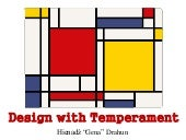 Hienadz Drahun - Design with Temperament - Design by Fire Cafe