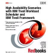 High availability scenarios with ib...