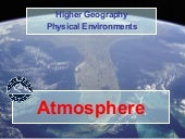 Higher Atmosphere Revision