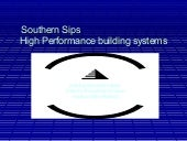 High Performance Building Products