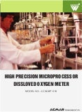 High Precision Microprocessor Based Do Meter by ACMAS Technologies Pvt Ltd.