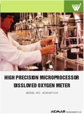 High Precision Microprocessor Based...
