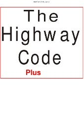 Highwaycode