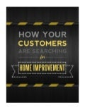 Home Improvement Online Marketing Infographic