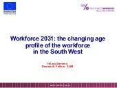 Workforce 2031: the changing age pr...