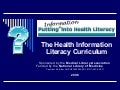 Health Information Literacy