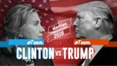Team Clinton vs. Team Trump in the 2016 Elections