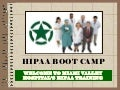 HIPAA Training by Miami Valley Hospital's HIPAA Training