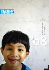 Rapport Annuel Handicap Internation...
