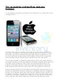 Hire iphone application developer