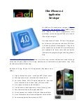 Hire iPhone OS 4.0 Application Developer