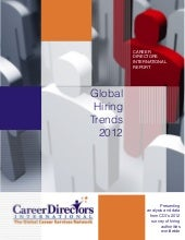 Career Directors International's 20...