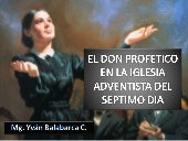 Historia de los Adventistas del Sep...