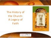 History of the Church [Catholic Bas...