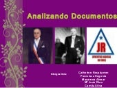 Chile Siglo xx Analisis de Documentos