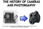 History of cameras and photography ...